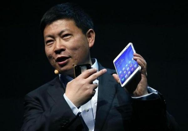 余承东:华为要让智能手机市场重新洗牌