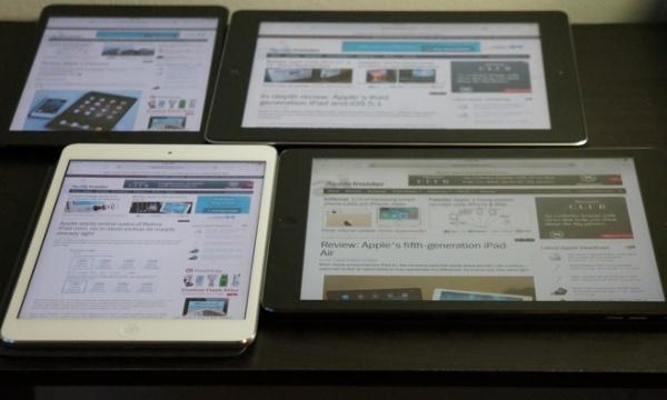 """库克:iPad销量下滑是因为处于""""减速带"""""""