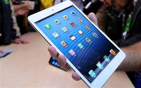 苹果新一代iPad/iPad mini曝光