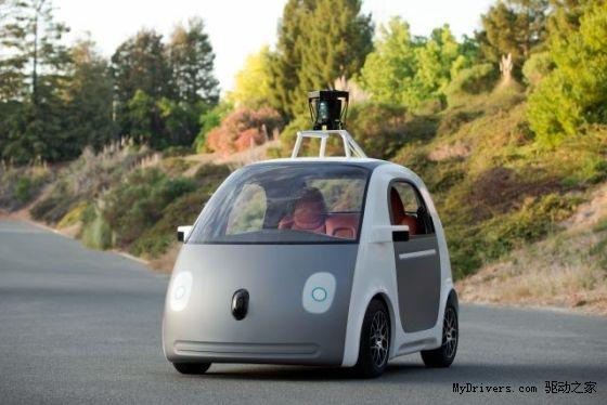 智能汽车汽车的未来注定属于IT巨头