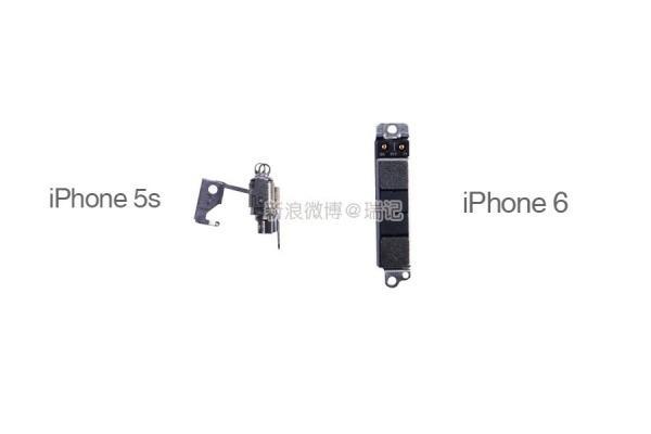 iPhone 6拆解图出炉