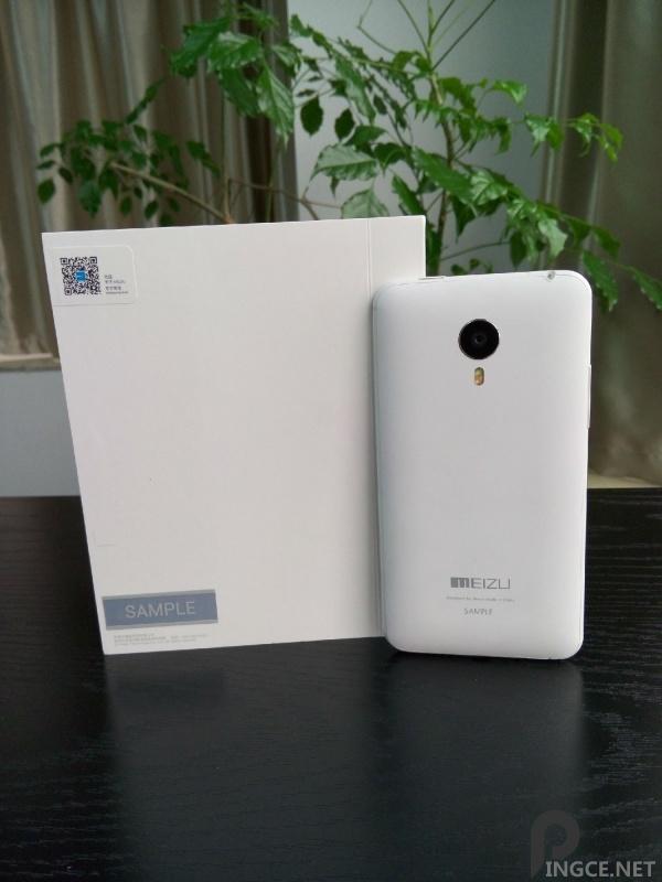 [cnBeta] 魅族MX4 白色版上手体验