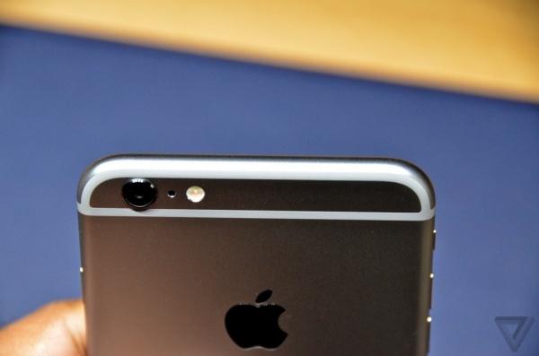 发布会iPhone6真机上手