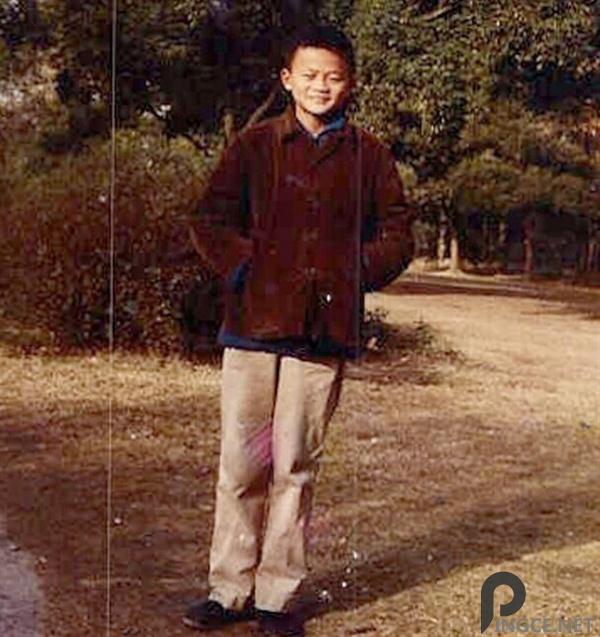 马云老照片欣赏:从懵懂少年到互联网领袖