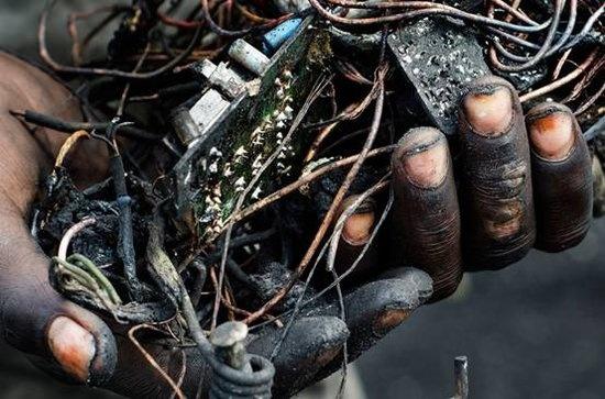 废弃的电子产品它们都去哪了