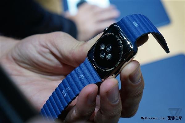 Apple Watch上手实拍