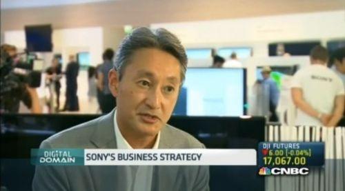 平井一夫:为什么我们不会放弃智能手机业务