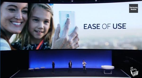 告别大塑料!Galaxy Note 4震撼发布