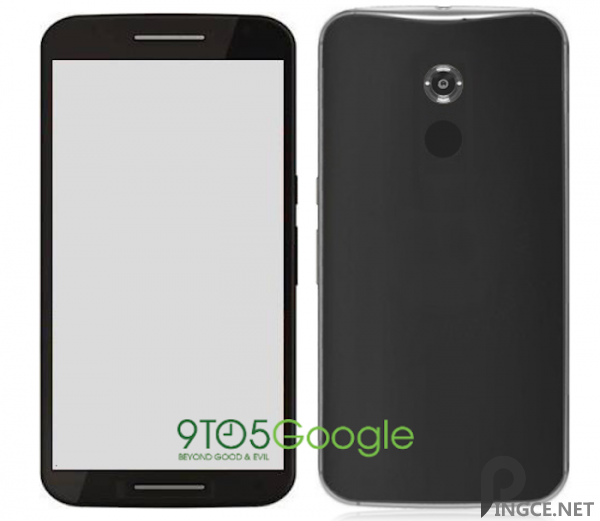 """代号""""Shamu""""谷歌Nexus 6正面谍照曝光"""