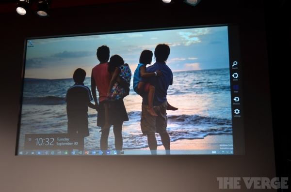 全平台统一:Windows 10 发布会回顾