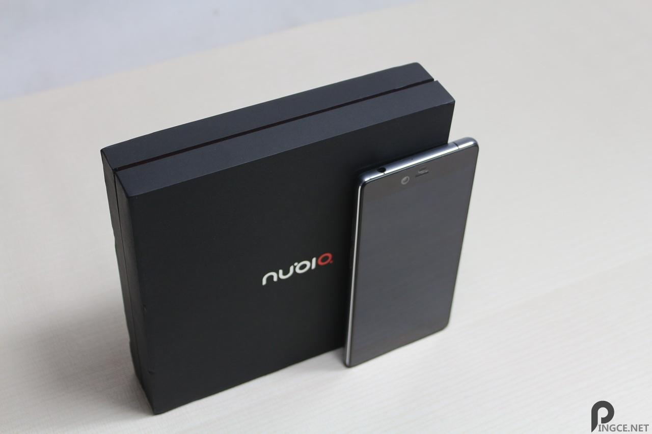 骁龙810首发!努比亚Z9Max开箱体验