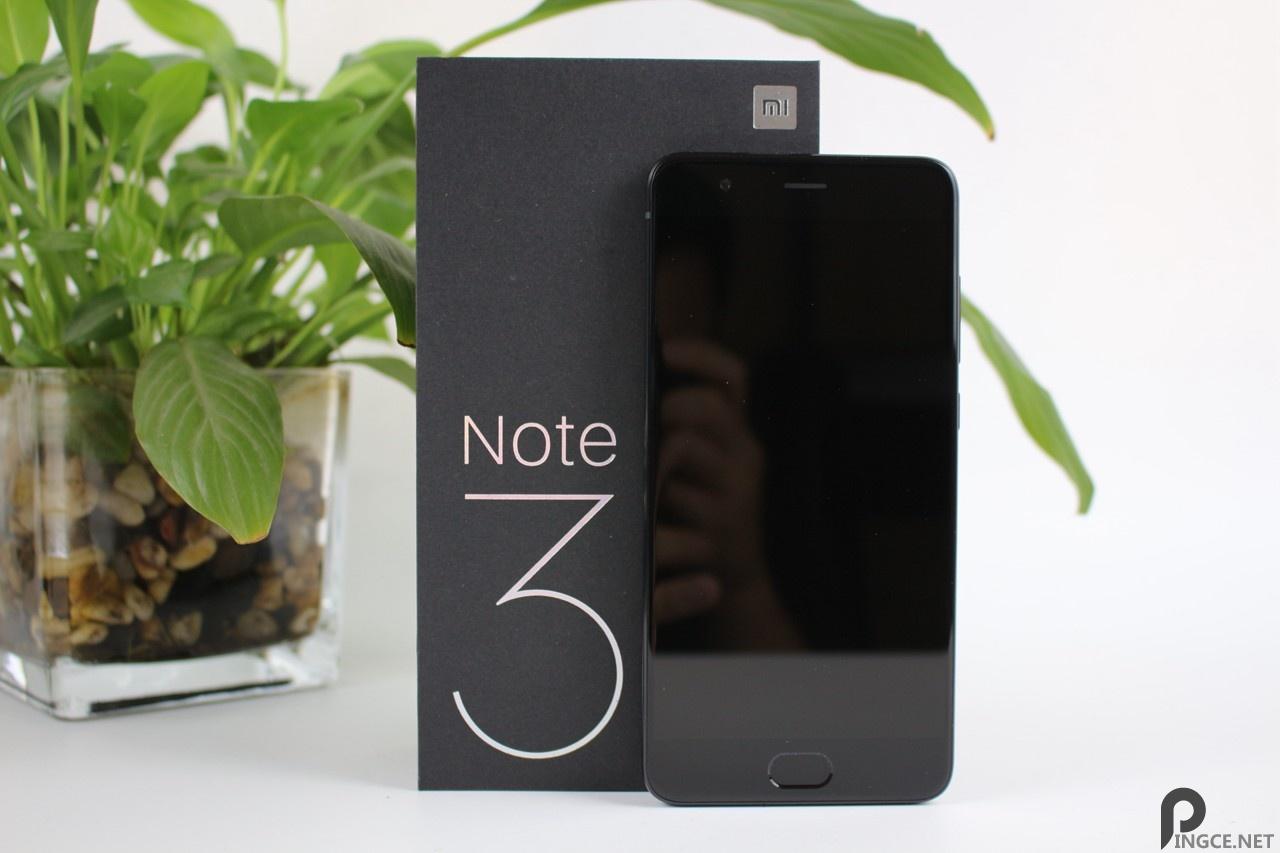 大号小米6?小米Note3详细评测